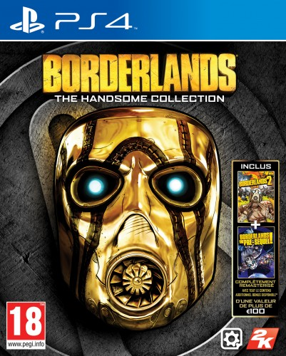 Borderlands the Handsome Collection sur PS4