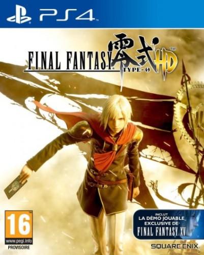 Final Fantasy Type 0 sur PS4