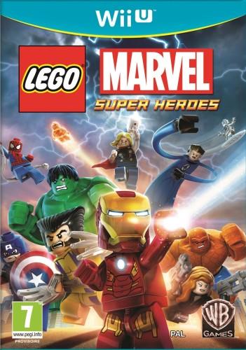 Lego marvel super heroes sur wii u