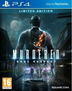 Murdered Soul Suspect en édition limitée sur PS4