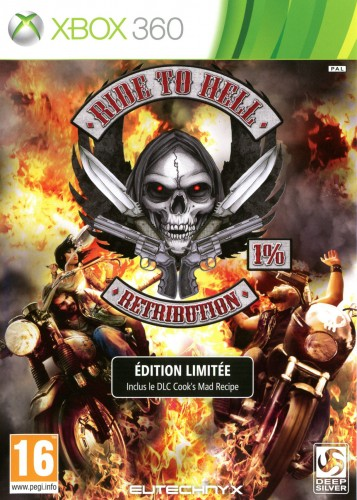 Ride to hell retribution sur xbox 360