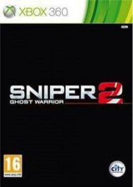 Sniper Ghost Warrior 2 sur xbox 360 en édiion bonus