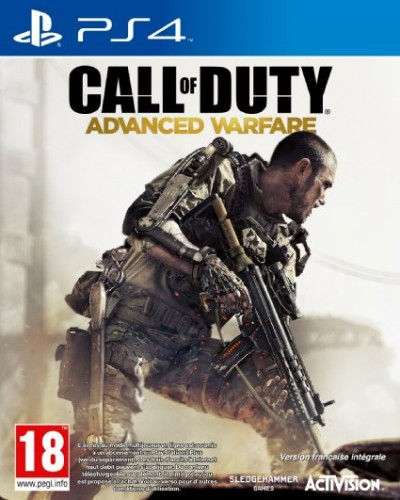 call of duty advanced warfare sur ps4
