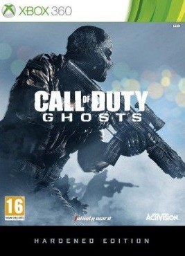 call of duty ghost hardened edition sur xbox 360
