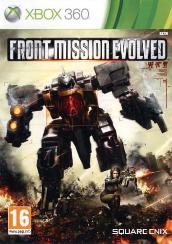 front mission evolved sur xbox 360