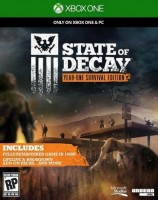 state of decay sur xbox one