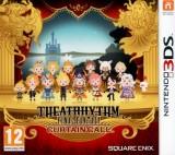 Theathrythm final fantasy curtain call sur 3DS