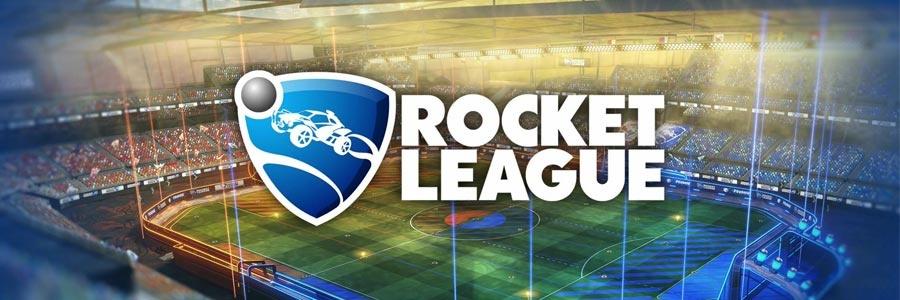 Rocket League Illustration