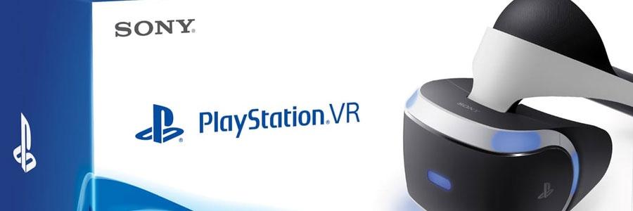 date de sortie Playstation VR
