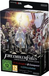 fire emblem fates collector 3ds
