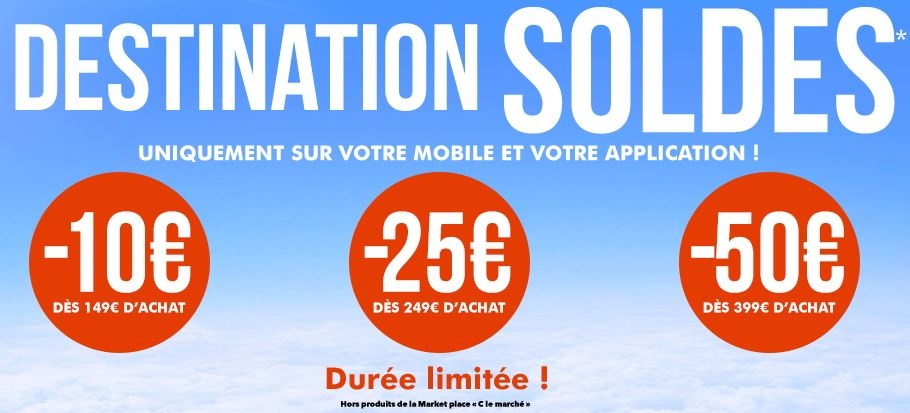 de e a remise immediate site mobile cdiscount