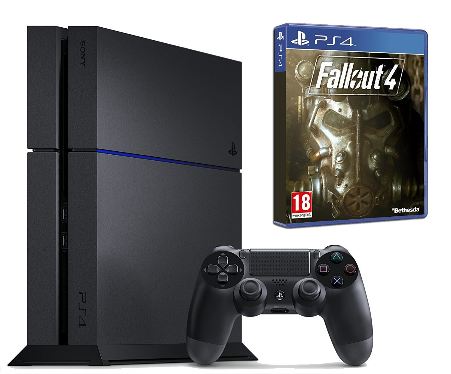 Bon plan console ps4 ch ssis c avec fallout 4 pas cher - What consoles will fallout 4 be on ...