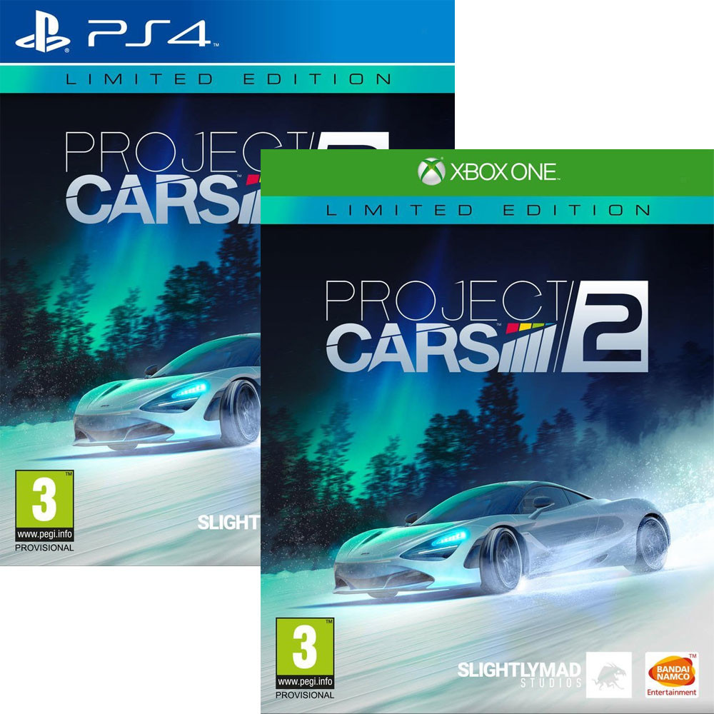 bon plan pr commande project cars 2 pas cher sur ps4 et xbox one. Black Bedroom Furniture Sets. Home Design Ideas