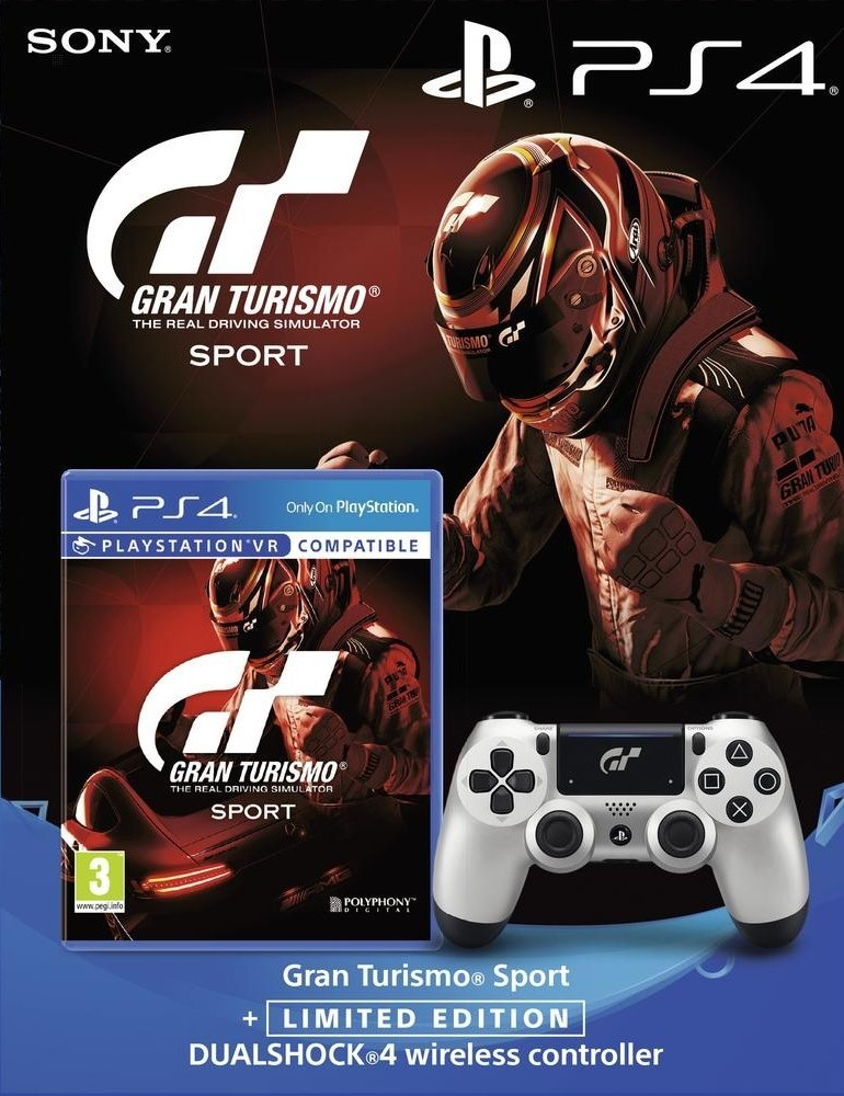 bon plan gran turismo sport avec manette ps4 collector gt pas cher. Black Bedroom Furniture Sets. Home Design Ideas