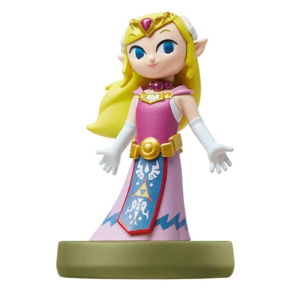 bon plan pour acheter l 39 amiibo princesse zelda de wind. Black Bedroom Furniture Sets. Home Design Ideas