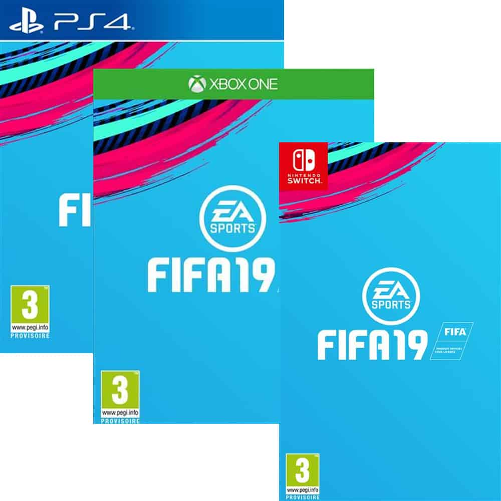 bon plan pr commande fifa 19 pas cher sur ps4 xbox one ou nintendo switch. Black Bedroom Furniture Sets. Home Design Ideas